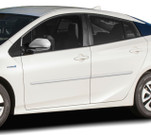 Body Side Moldings for 2016-2017 Toyota Prius
