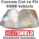 Sunshade HeatShield for 2016-2017 Toyota Prius - Rear