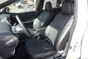 Clazzio Leather Seat Covers for 2016 Toyota Prius