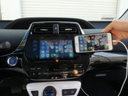 Smartphone iOS & Android Mirroring Interface for 2016 Toyota Prius