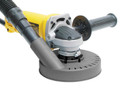 """4"""" - 5"""" Standard Dust Muzzle for Hand Grinder"""