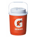 Stay hydrated everywhere you go with this 1 gallon Victory beverage cooler by Gatorade