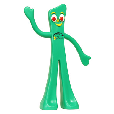 Gumby Stretch For Excellence 6 inch Bendable