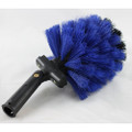 Round Head Swivel Cobweb Brush Heavy Duty