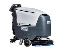 Nilfisk SC500 walk-behind scrubber dryer