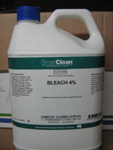 Smartclean Bleach 4 percent