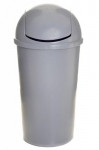Sabco 60lt Round Dome Swingtop Bin