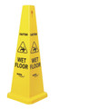 Oates Safety Cone Wet Floor sign