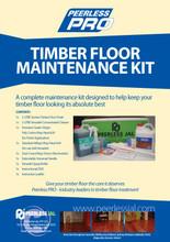 Timber Floor Startup Kit
