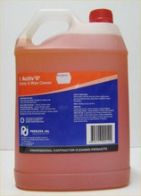 ACTIV 'O' is a concentrated spray and wipe formulation