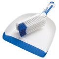 Dustpan &amp; Broom Rubber Edge