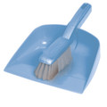 Dustpan & Brush Designer Blue