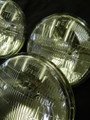 Correct Reproduction Corvette and GM Sealed Beam Headlight 4 Bulb Set