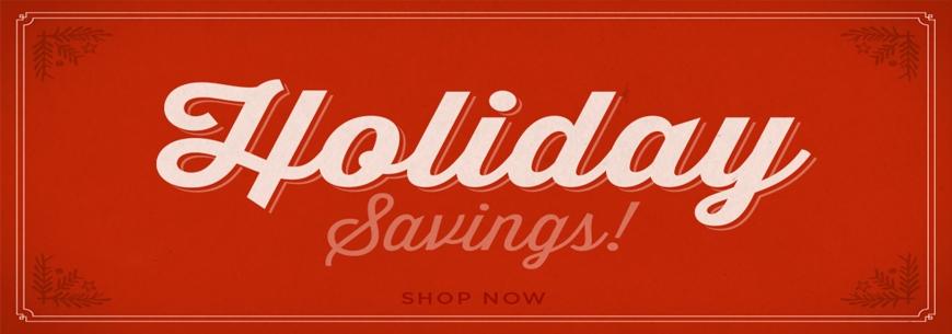 Save at Western Herbal this holiday season.