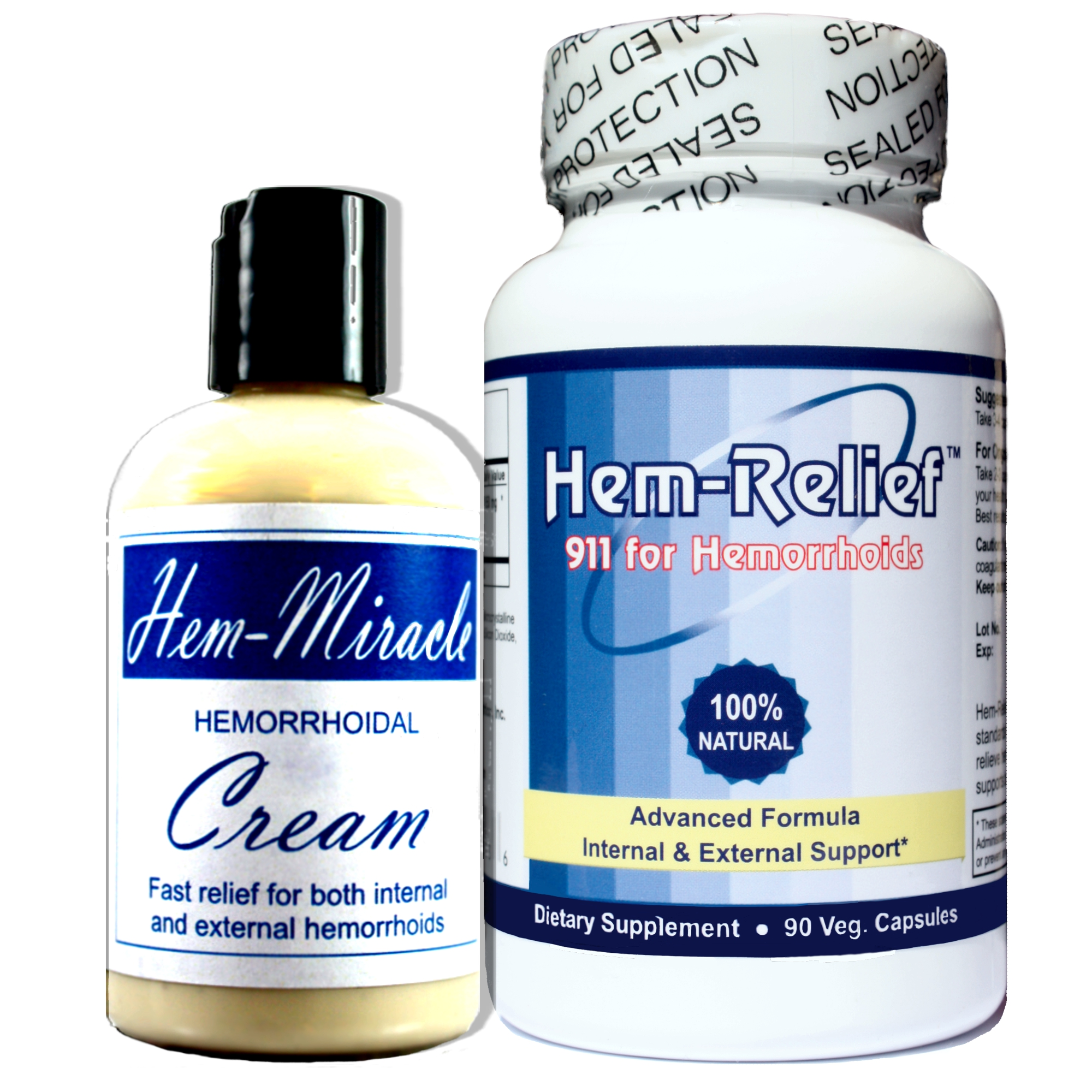 Hem Miracle and Hem-Relief