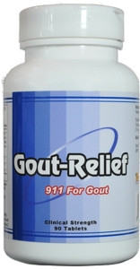 Gout-Relief is scientifically formulated to help manage healthy uric acid levels.