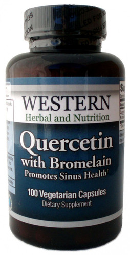 Quercetin and Bromelain provide numerous health benefits including allergy relief