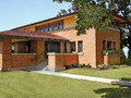 Barton House, Frank Lloyd Wright, Buffalo Treasures, Limited Edition Print, Fine Art, Buffalo, NY