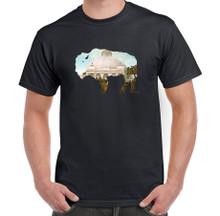 Buffalo,In Buffalo,Buffalove.BuffaloNY,Botanical Garden,Olmsted,Mens Black T Shirt,
