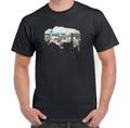 Small Boat Harbor,Erie Basin Marina,Buffalo,Buffalo NY,Buffalove,Mens Black T Shirt