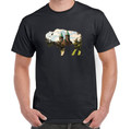 H H Richardson,Hotel Henry,Buffalo,Buffalo NY,Buffalove,Mens Black T-Shirt,Buffalo Treasures,In Buffalo