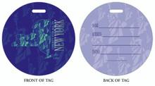 Liberty in NY, New York Vacation, New York, Liberty in New York, Luggage tag, ID Tag, New York Luggage Tag, New York ID tag, NY