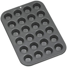 Baker's Secret 24 Cup Mini Muffin Pan