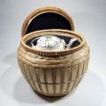 Dragonfly Bamboo Tea Cosy