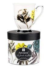 Ashdene Fe Le Jarden Fleur Mug  Peonies