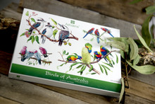 Ashdene Bird of Australia Placemats set of 6  Designed By Natalie Jane Parker