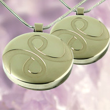 Infinity Partners Pendant - 2 pack