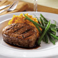 "1 1/4"" Bacon Wrapped Filet Mignon 6-7 oz"