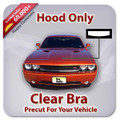Chevy MALIBU 2008-2012 Hood Only Clear Bra