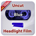 Uncut Headlight Tint - Blue