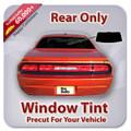 Precut Rear Window Tint Kit for Acura CSX Canada 2006-2011