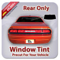 Precut Rear Window Tint Kit for Acura EL Canada Only 2001-2005