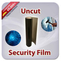 Uncut Security Window Tint Film