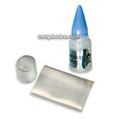 CROWN PREMIUM CLEAR END CAP WITH SHRINK - EACH