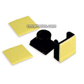 11mm x 11mm STICKY BACK SQUARE 400/PKG - Pkg
