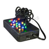 LED Battery Light Multi colors