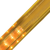 Gold Crown Premium Refective Rope Light Track - 206REFG