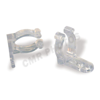 "1/2"" 2 WIRE MOUNTING CLIP (50/BAG)"
