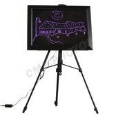 LED MESSAGE BOARD EASEL (shown with 227SIGN2 Message Board, sold separately)