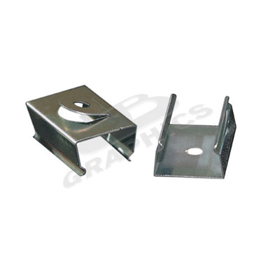 Mounting Brackets for LED Block Bars - 12 per bag - 227BAR-BKT