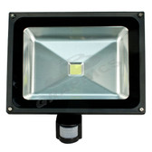 50 WATT LED SECURITY FLOOD WITH MOTION SENSOR