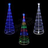 6 FOOT 3D LED SHOWMOTION TREE  - 100SHTREE6