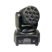 LED Mini Beam Moving Head ROBO Light - 102LEDROBO-S
