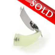 """Alex Jacques 5/8"""" Horn Razor in G10 Scales"""