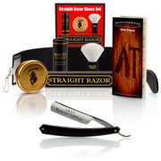 """Thiers-Issard Special Coiffeur 5/8"""" Straight Razor Set"""