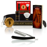 """Thiers-Issard Special Coiffeur 6/8"""" Straight Razor Set"""